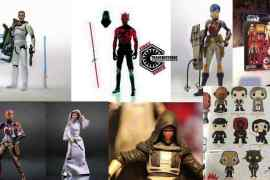 First Order Transmissions #187: New York Toy Fair 2016 Overview Part 1