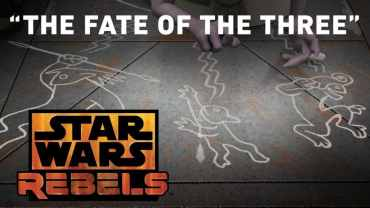 "New Star Wars Rebels ""Legends Of The Lasat"" Clip: ""The Fate Of The Three"""