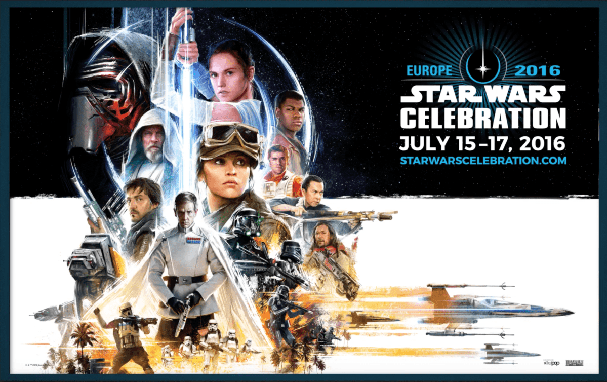 Don't miss the Future Filmmaker Discussion panel at Star Wars Celebration Europe 2016