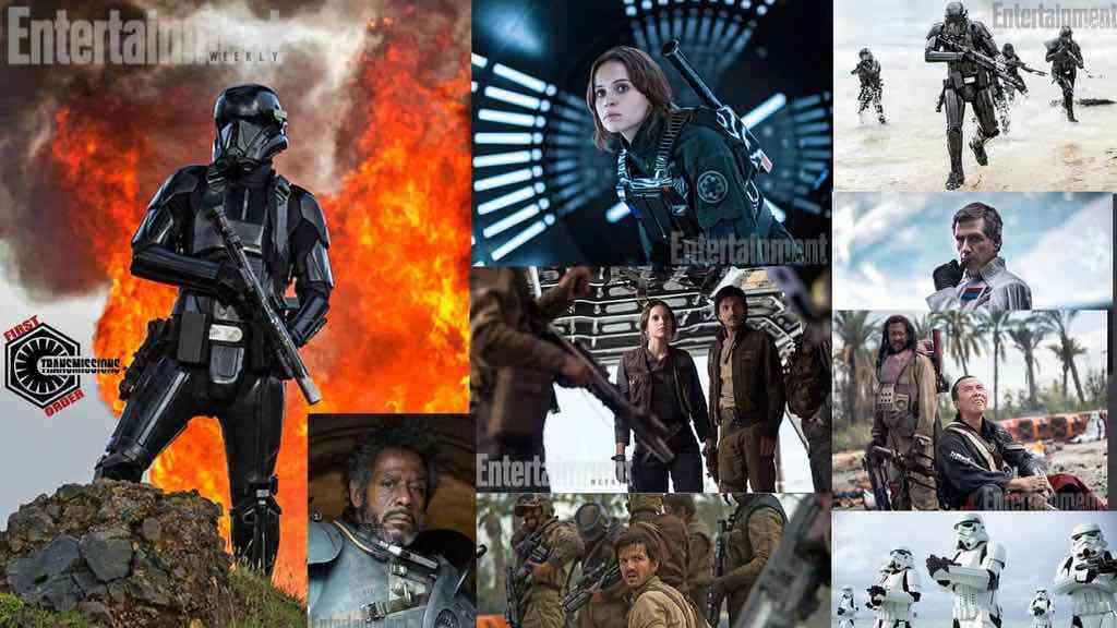 First Order Transmissions #210: Rogue One News Drop!