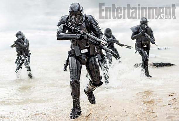EW Offers the Latest on Rogue One: A Star Wars Story Reshoots