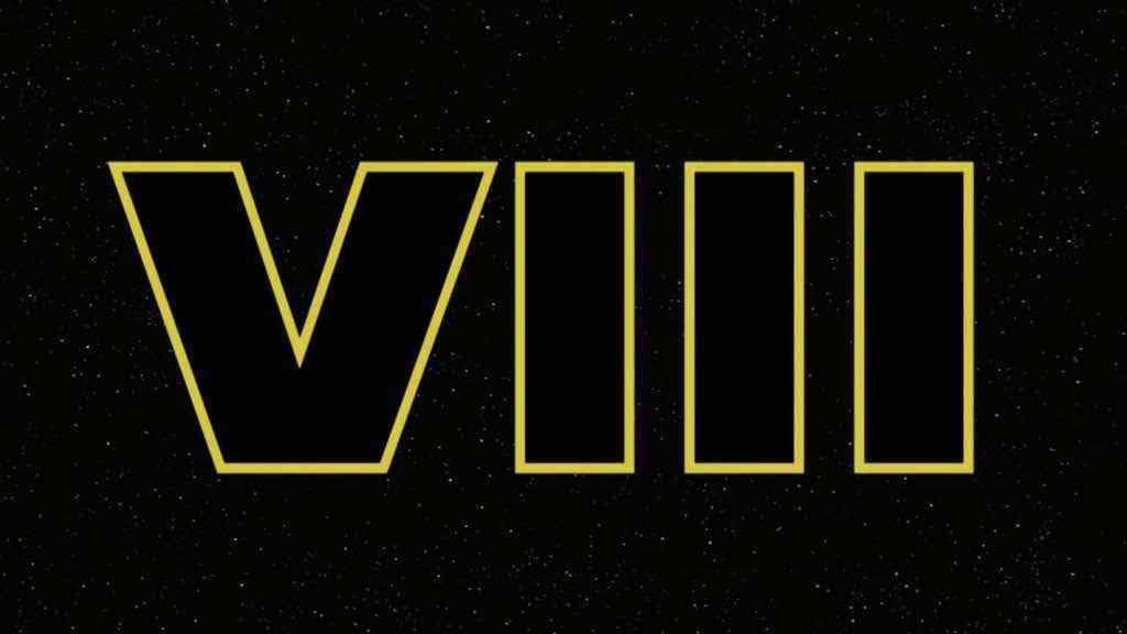 It's a wrap! Star Wars: Episode VIII has finished principal photography