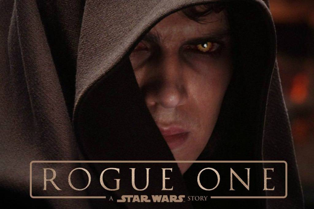 Hayden Christensen and Han Solo not appearing in Rogue One: A Star Wars Story