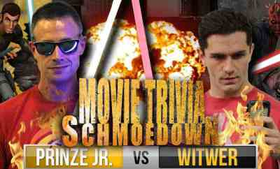 Freddie Prinze Jr. Vs Sam Witwer movie trivia battle