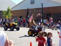 tractors...