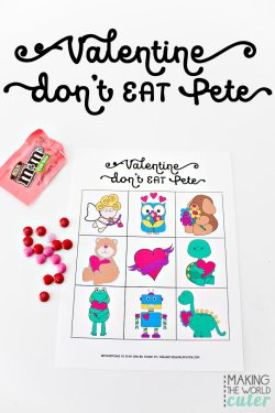 Small Of Free Valentine Printables