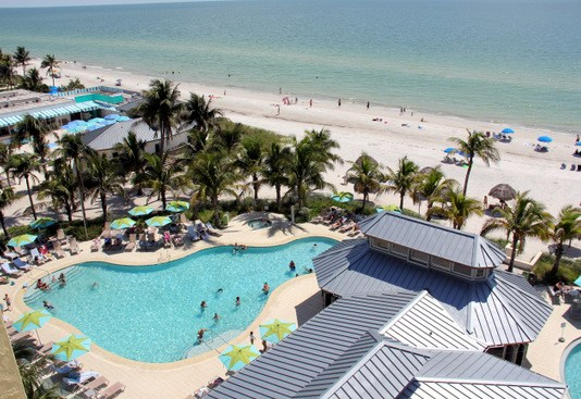 Naples Beach Hotel Review