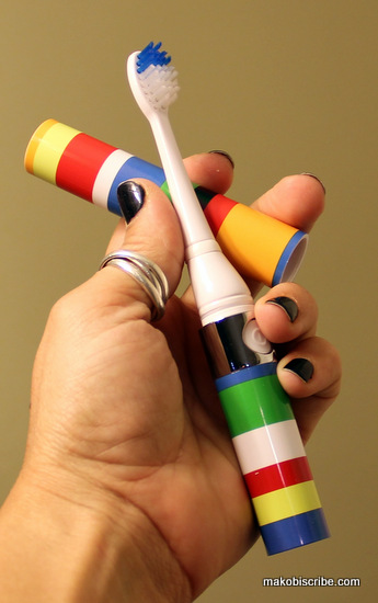 Portable Electric Toothbrush