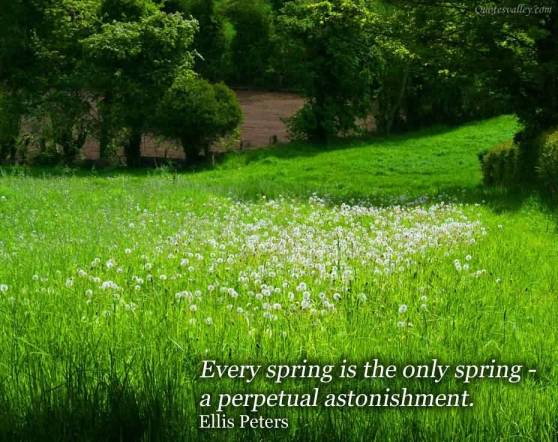 quotes for spring