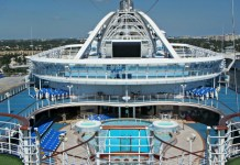 Sundeck Cruise Princess
