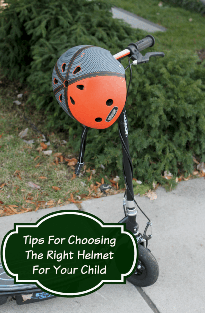 How To Pick The Right Helmet For Your Child ⋆ Makobi Scribe