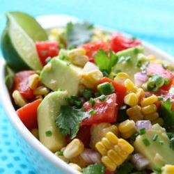 Fresh From Florida Recipes Corn Salsa
