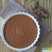 Receita: Mousse de chocolate fácil e rápida