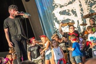 Resukids, en Resurrection Fest, permite y gestiona la participación de niños en un festival de música metal