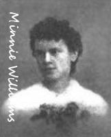 Minnie Williams