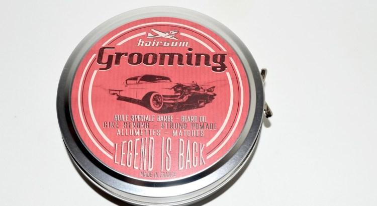 Coffret Hairgum Grooming
