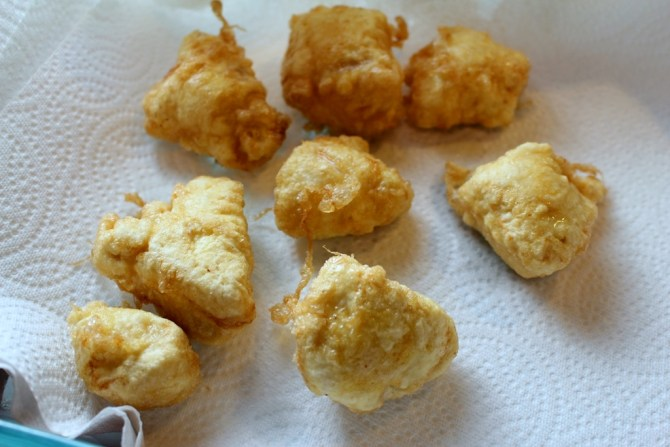 Perfect little Asian style nuggets. Great for sweet and sour, honey garlic, general tso, and other take out favorites! Small Town Girl Blog