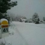 Posibles nevadas en la Serra de Tramuntana este domingo
