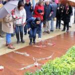 Los Socialistas rinden homenaje a Alexandre Jaume