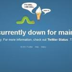 Twitter ha caído… y ha vuelto