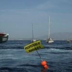 Greenpeace denuncia a la Armada española