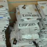 La Policía Nacional desmantela en Palma una red  de falsificación de prendas deportivas