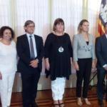 Xelo Huertas promete 'humildad' e 'imparcialidad'