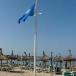 Las playas de Palma reciben 4 banderas azules