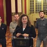 """Pilar Costa: """"Iniciaremos una nueva etapa plural en IB3 con un director general con credibilidad y experiencia"""""""