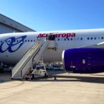 """Air Europa tiene su primer Airbus 330-300 con solo plazas de """"Business"""""""