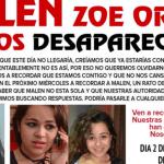 2 años sin Malén Ortiz