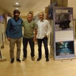 Inaugurada la exposición 'Bajo tierra, las cuevas anquihalinas de Baleares'