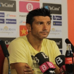 Contra el Tenerife, su entrenador y el serrismo