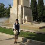 """El monumento de Sa Feixina traslada un mensaje de paz"""