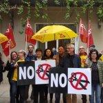 FE-CCOO apoya las movilizaciones de los estudiantes contra la LOMCE