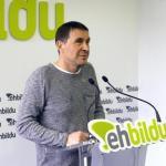 """El Parlament no condena la """"trayectoria antidemocrática"""" de Arnaldo Otegi"""