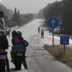 Tres muertos al chocar una moto y un coche en Palmanova