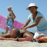 Vigilancia de cerca para los 'masajistas' de Playa de Palma