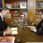 El Rey firma este martes el decreto de convocatoria de elecciones