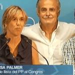 Teresa Palmer subraya el triunfo 'incuestionable' del PP