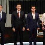 El único debate a cuatro antes del 26J finaliza sin un claro vencedor