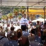 """Rajoy es interrumpido en un mitin en Sòller al grito """"Partido de Corruptos"""""""