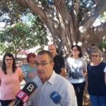 """Yllanes: """"Las condiciones de Rivera para formar Gobierno son de un perfil enormemente bajo"""""""