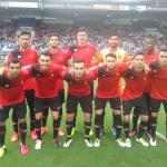 El Mallorca cae ante el Willem II (2-1)