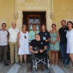 Andratx despide a sus paralímpicos de Río