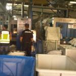 Cinco detenidos en una operación contra la explotación laboral en una lavandería