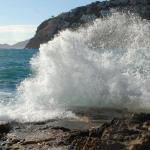 Un maremoto de 1 minuto