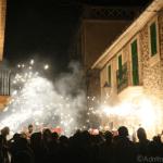 Castellers, correfocs, este martes en las Festes del rei En Jaume