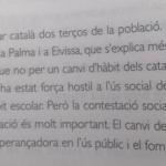 """C's pide la retirada de un libro de texto que hace """"apología pancatalanista"""""""