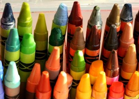 """Crayons"" by John-Morgan @Flickr"